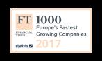 IMP Auszeichnung von Focus: Europa Wachstumschampion 2017